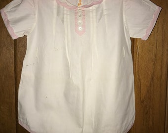 Vintage/Antique Romper  for Large Vintage/Antique Doll