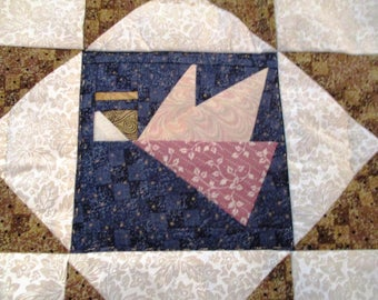Angel Mini Quilt Wall Hanging