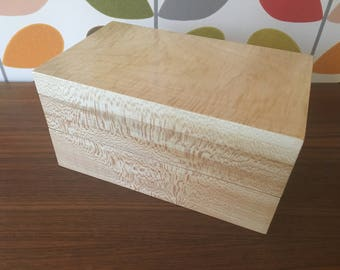 Stunning Jewelry Box or Valet Box