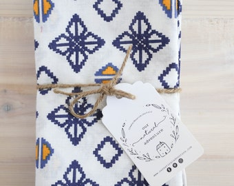Geometric Cloth Napkins