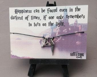 Harry Potter Gift Inspired Harry Potter Friendship Bracelet
