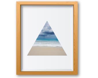 Printable Beach Art, Printable Pictures, Beach Prints, Wall Art Beach, Caribbean Art, Caribbean Picture, Printable Beach