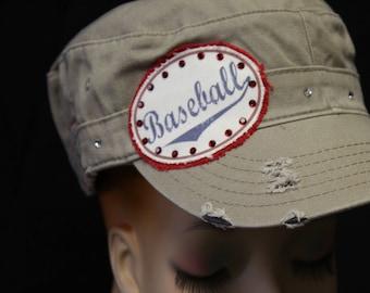 Baseball Cadet Hat