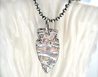 MEN'S Sterling ARROWHEAD Jewelry, Native American Tribal Jewellery,  WOMEN too! Custom Jewelry for Men, Game of Thrones