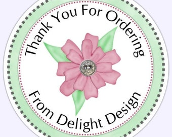 Custom Labels, Stickers - 2 inch round OR 2.5 inch round - Personalized for YOU