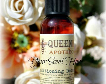 CHOOSE • YOUR • SCENT    Silk Protein Conditioning Detangler Spray • 2 Ounce {Scents G-P}