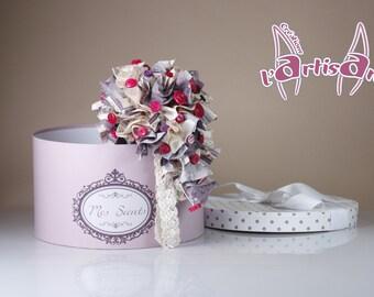 "Bridal bouquet ""Shabby Chic"""