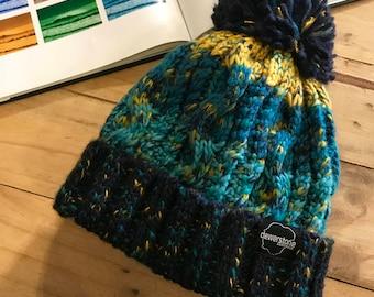 dewerstone Chunky Knit Heritage Beanie