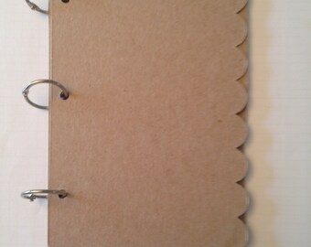 Mix and Match chipboard album