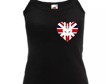 Women's Vest Top Black