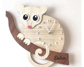 Custom Clock Made to Order