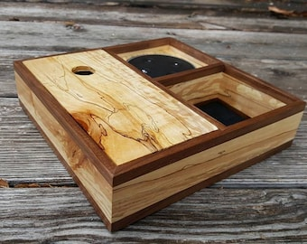 Mens and Women's Valet Box