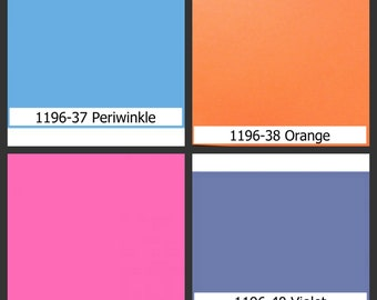Georgia Pacific - Card Stock Paper - acid free - assorted colors - assorted quantities - YOUR CHOICE