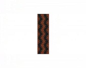 Briars Patch Cuff or Thin Bracelet - Loom or 1 Drop Odd Peyote