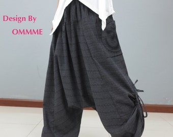 NEW OMMME harem pants (047)