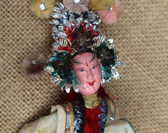 Vintage Doll from China