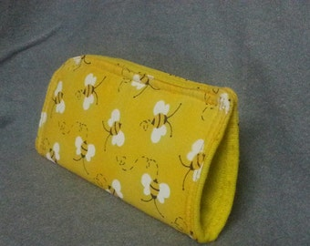 Bumble Bee Soft Eye Glass Case