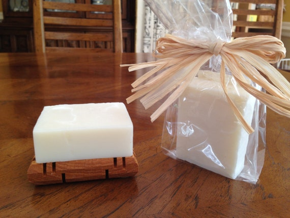 Simply Soap, Unscented, Uncolored, All Natural and Vegan