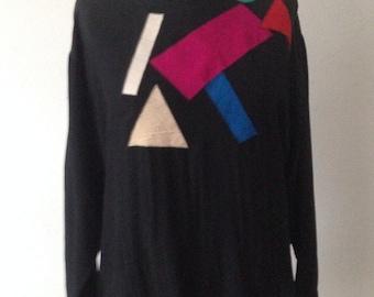 Vintage Silk Anne Klein Top