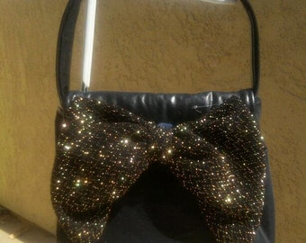 """Bow Purse - 18"""" Doll Accessories"""
