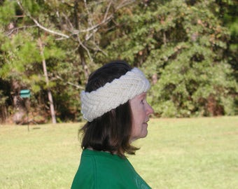 Knitted Headband / Ear Warmer