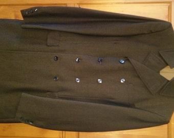 Widengrens Vintage Men's Suit Worsted Wool - Made in Sweden - Size 38 Regular