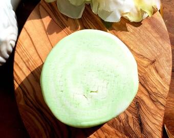 Solid bubble bar, Jasmine, floral bubble bath, palm oil free, vegan friendly, floral bubble bar, jasmine flowers,