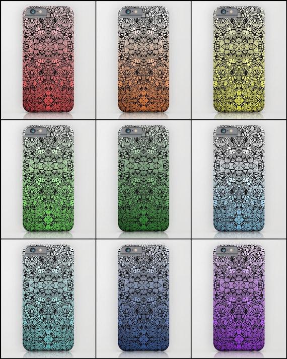 Zentangle - IPhone/Galaxy Case