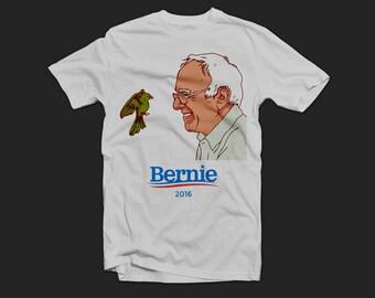 Birdie Sanders T-Shirt (Bernie Sanders)