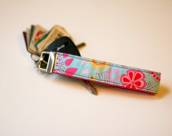 Keychain Wristlet (regular key fob hardware) FREE SHIPPING