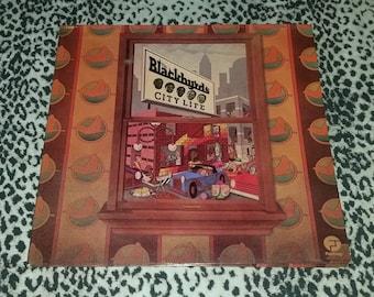 "The Blackbyrds ""City Life"" [Vinyl Record] Jazz Funk 70s funk Records Vintage 1970s Jazz Funk Record Vintage vinyl"