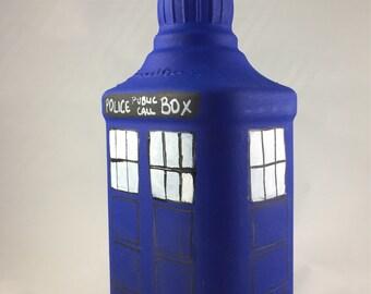 Doctor Who- Tardis Bottle