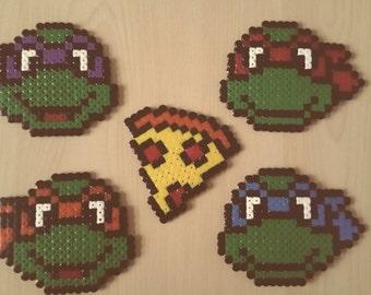 Teenage Mutant Ninja Turtles (TMNT) Coaster Set