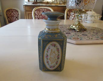 ANTIQUE BOTTLE with STOPPER