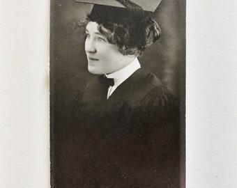 Original Antique Portrait Photograph | The Female Collegiate