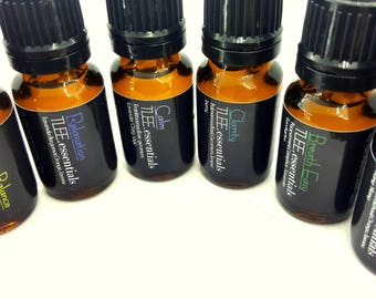 Essential Oil blends- 100% aromatherapy grade oils 10ml