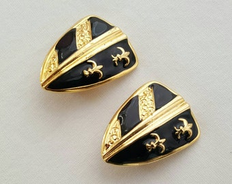 Shield Earrings