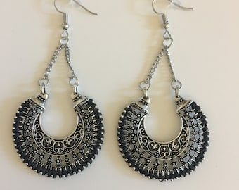 Beautiful boho earring