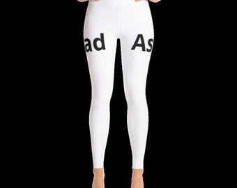 Official Dead-Ass New York Yoga Pants