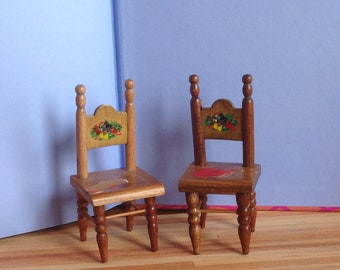 Dollhouse  Chair  Lot