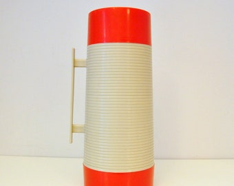 Vintage Thermos Flask by Aladdin