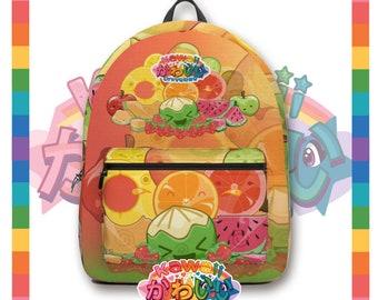 Univers kawaii - Cute classique Fruits groupe créateur Travel Bag / Sac à dos