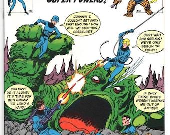 What if..Fantastic Four.. - Issue 36 - Dec 1982 - Bronze Age - NM+ - Marvel Comics