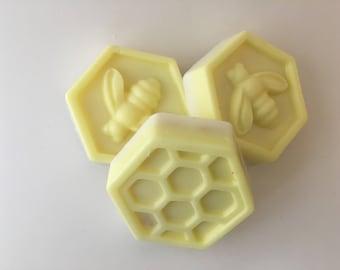 Honeycomb Mini Soaps