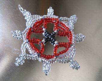 Axel's Chakram Pendant