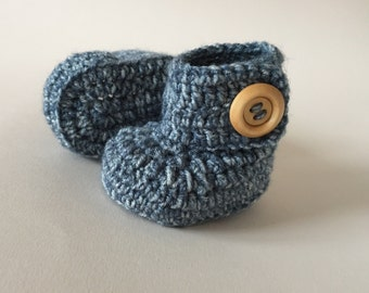 Baby booties, baby shoes, crochet baby shoes, crib shoes, baby, baby footwear, booties, baby slippers, crochet