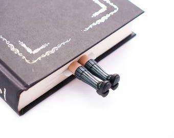 Hermione bookmark. Hermione Granger unusual gift for book lover, her, mom, women, teen girl, teacher, coworker, granny, child, sister.