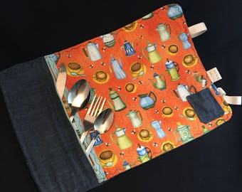 """The Collection """"yoyo"""" lunch placemat"""