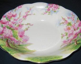 Royal Albert - Blossom Time - Oval Veg Bowl