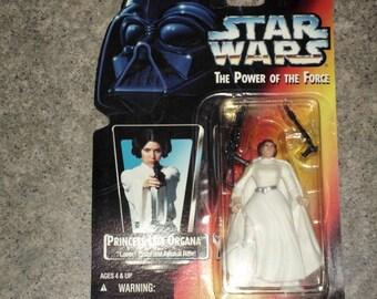Vintage 1996 Star Wars - Princess Leia Organa - Kenner